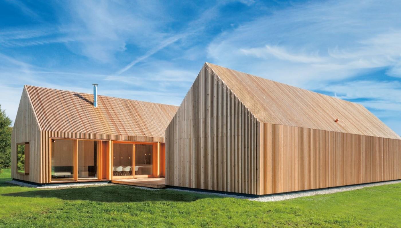 Offentliche Bauherrschaften Sind Interessiert Am Baustoff Holz